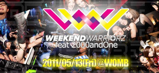 WEEKEND WARRIORZ feat 2000 and One
