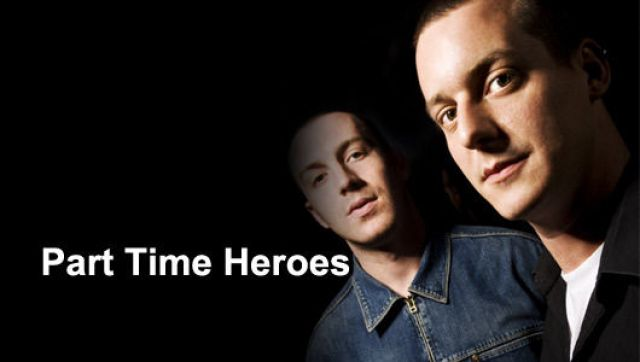 Part Time Heroes