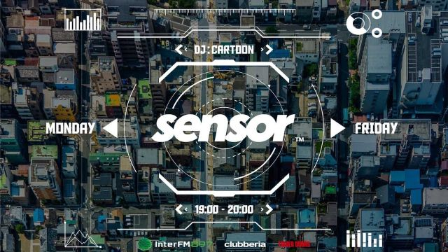 Inter FM897 x TOWER DOORS x clubberia「sensor」  