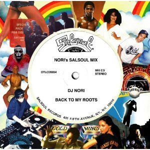 BACK TO MY ROOTS -DJ Nori's Salsoul Mix-