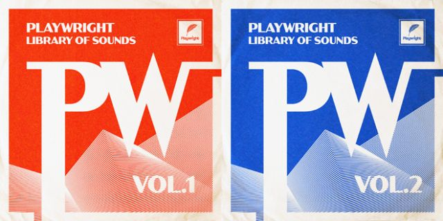Playwright Library of Sounds -solo works at home- vol.1 / 2