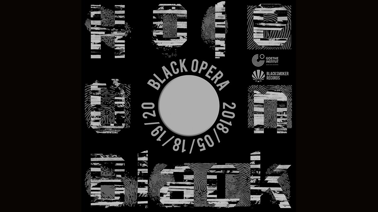 BLACK SMOKER RECORDSによる奇祭「BLACK OPERA」開催決定