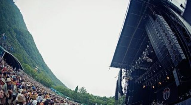 「FUJI ROCK FESTIVAL'12」Noel Gallagher'S High Flying Birds出演決定&第7弾ラインナップ発表