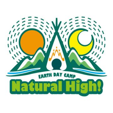 「EARTH DAY CAMP Natural High!」開催決定