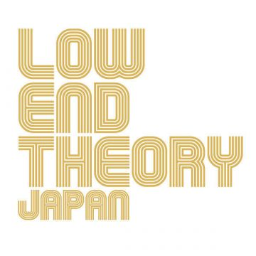 「LOW END THEORY JAPAN TOUR」開催決定