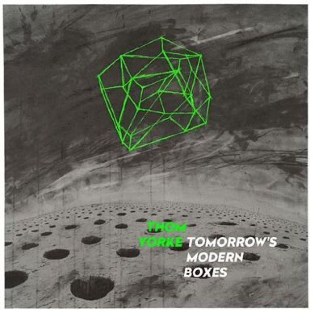 Thom Yorkeが新作「Tomorrow's Modern Boxes」をリリース