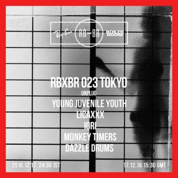 Ray-Ban ☓ Boiler Roomコラボイベント開催。Young Juvenile Youth、Monkey Timersら出演
