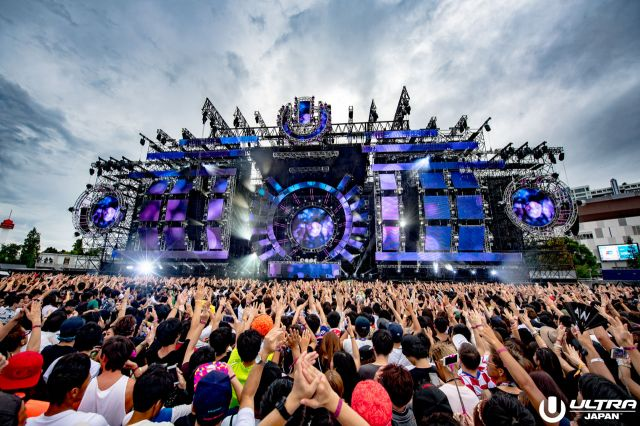 「ULTRA JAPAN 2017」出演者第1弾発表!The Chainsmokers、Carl Cox、Sasha & John Digweed、Seth Troxlerなど