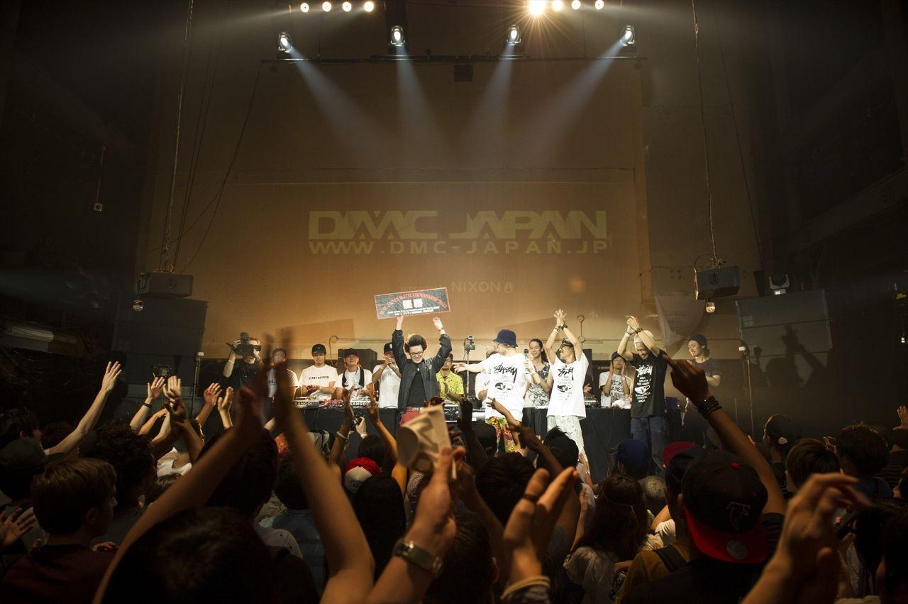 DMC JAPAN DJ CHAMPIONSHIP 2013 FINAL supported by NIXON | clubberia