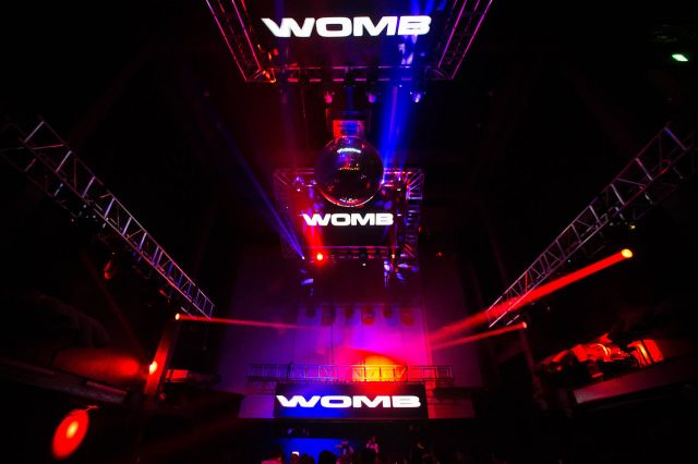 WOMB RENEWAL OPENING PARTY DAY.1