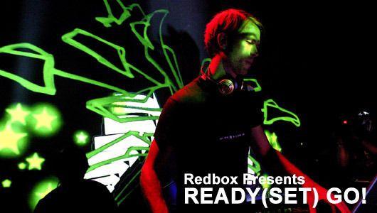 redbox presents ready set go 5 31 clubberia クラベリア