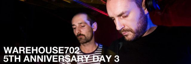 WAREHOUSE702 5th Anniversary After Party  -secretsundaze-