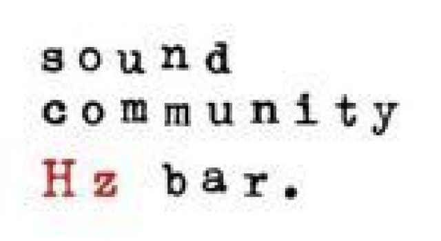 sound community Hz bar.