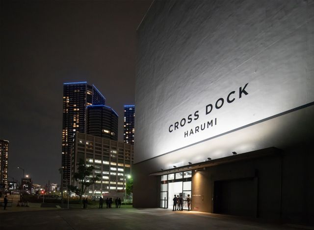 CROSS DOCK HALL